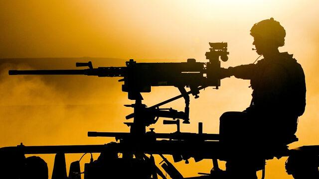 Setki komandosów są już w Libii