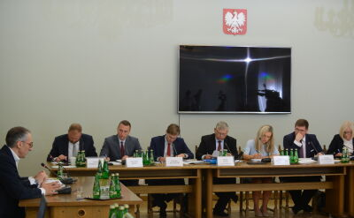 Emil Marat przed komisją śledczą