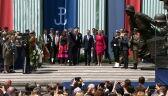 Donald Trump w Warszawie. Zobacz wideo 360 stopni