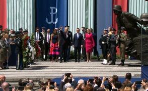 Stawiski o wizycie Trumpa w Polsce: mówiło się o niej