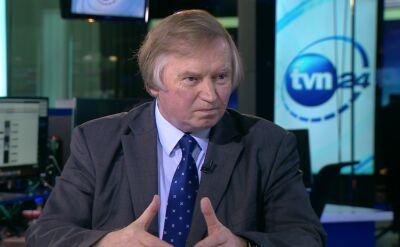 Ryszard Piotrowski o zmianach w sądownictwie