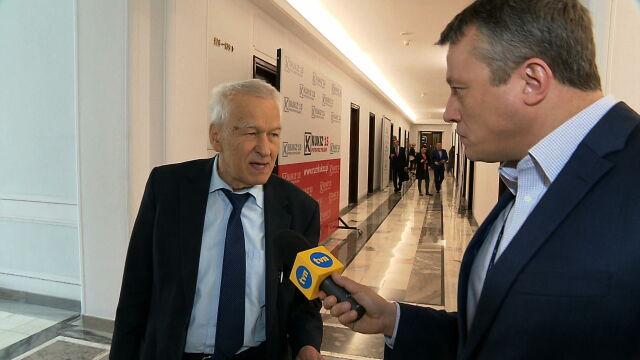 Kornel Morawiecki o głosowaniu: nic specjalnego się nie stało