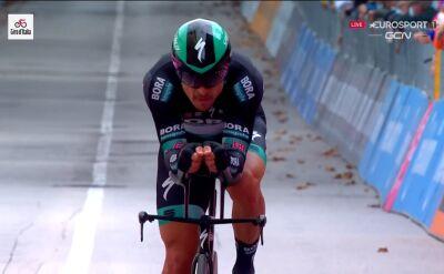 Bodnar na mecie 14. etapu Giro d'Italia