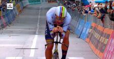 Ganna wygrał 14. etap Giro d'Italia