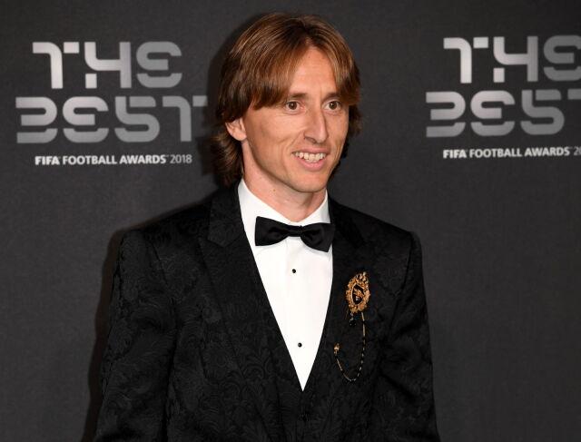 Król środka pola znów doceniony. Modrić piłkarzem roku plebiscytu FIFA