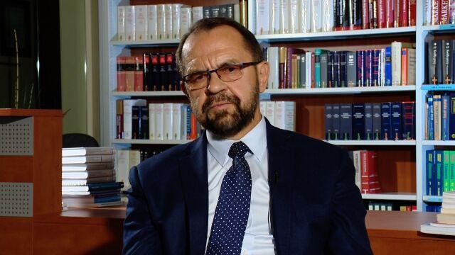 """Krzysztof Rączka w """"Faktach po Faktach"""""""