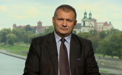 Żurek o zaskarżeniu Polski do TSUE przez Komisję Europejską