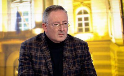 Sienkiewicz: w cywilizacji zachodniej nie wybacza się zamachu na niezależne media