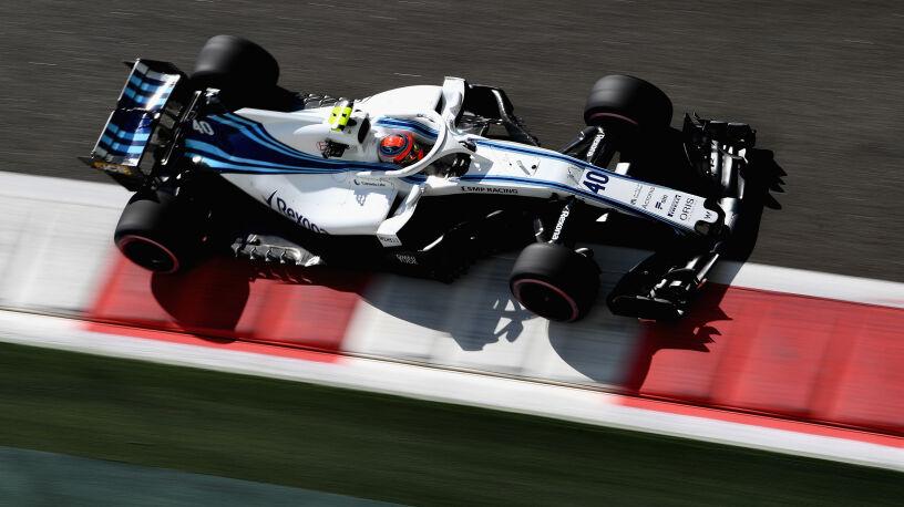 Orlen oficjalnie sponsorem Williamsa. Kubica: będziemy razem reprezentować Polskę