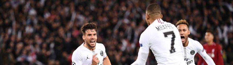 PSG wyszarpało wygraną z Liverpoolem