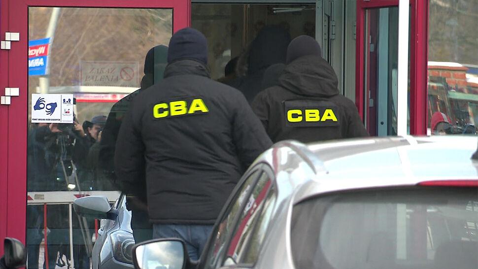 Były rzecznik MON i były poseł PiS wśród sześciu osób zatrzymanych przez CBA