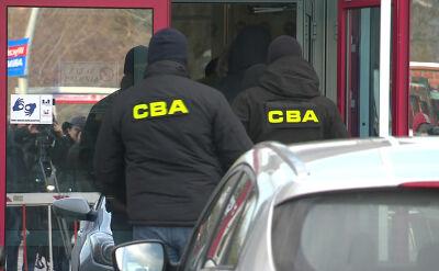Bartłomiej M. i Mariusz Antoni K. doprowadzeni do delegatury CBA