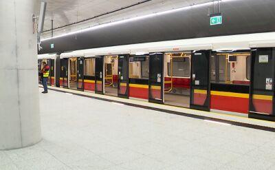 Metro dotarło do Targówka. Niepewny los trzeciej linii