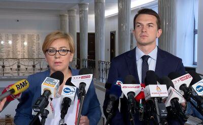 Szłapka: Kaczyńskiemu władza potrzebna była do realizacji własnych interesów