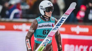 Skoczył dalej, spadł z podium. Żyła znowu czwarty w Oberstdorfie.
