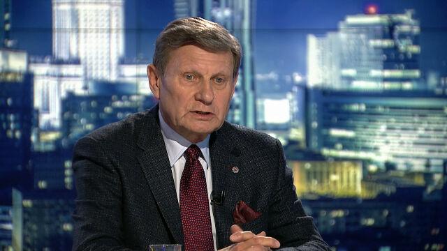 """Balcerowicz był gościem """"Faktów po Faktach"""""""