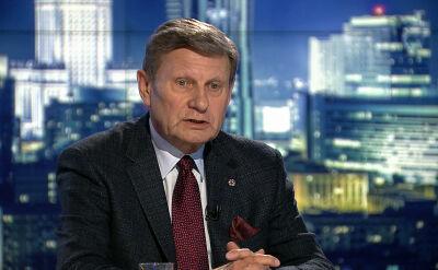 Balcerowicz o Kaczyńskim: Jest jak I sekretarz za PRL. Nic nie ma, bo wszystko ma