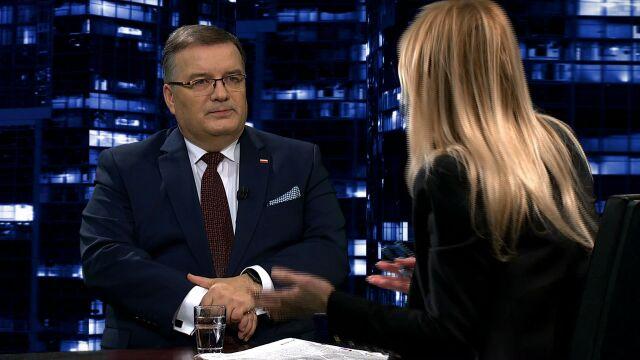 Andrzej Dera skomentował taśmy Kaczyńskiego