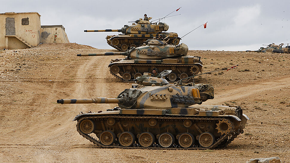 Ankara krytykuje USA za plan  ochrony granic z Kurdami