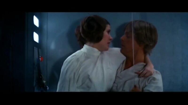 """Zwiastun filmu """"Gwiezdne wojny: Nowa nadzieja"""""""