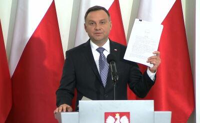 """""""Proponuję, aby kandydatów do KRS mogły zgłaszać środowiska sędziowskie oraz obywatele"""""""