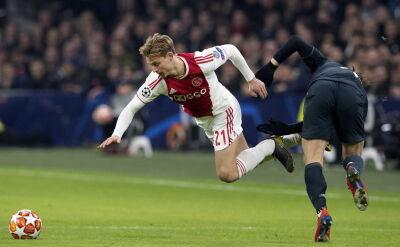 Trafił do Barcelony, mógł do Tottenhamu