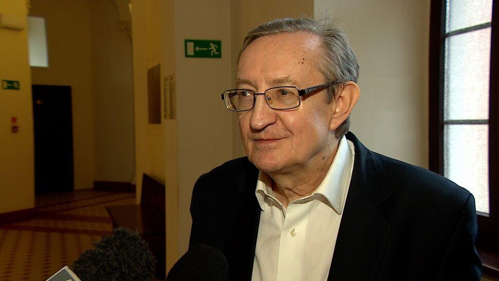 Józef Pinior: jestem niewinny. Sąd wyłączył jawność procesu