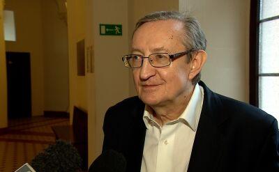 Proces Józefa Piniora. Były senator oskarżony o korupcję
