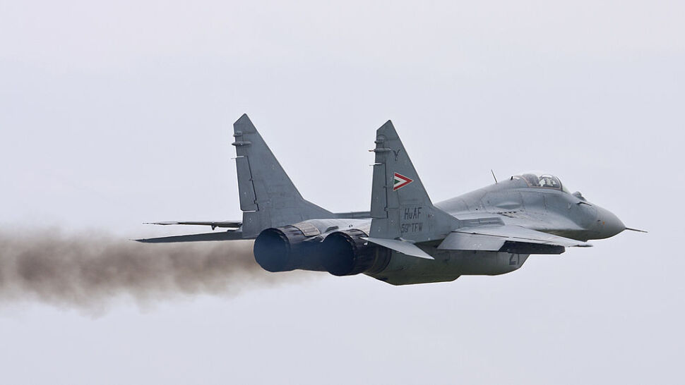 Media: Węgry sprzedają wszystkie swoje myśliwce MiG-29