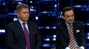 Marcin Matczak i Maciej Mitera w