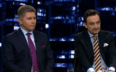 "Marcin Matczak i Maciej Mitera w ""Kropce nad i"". Cała rozmowa"
