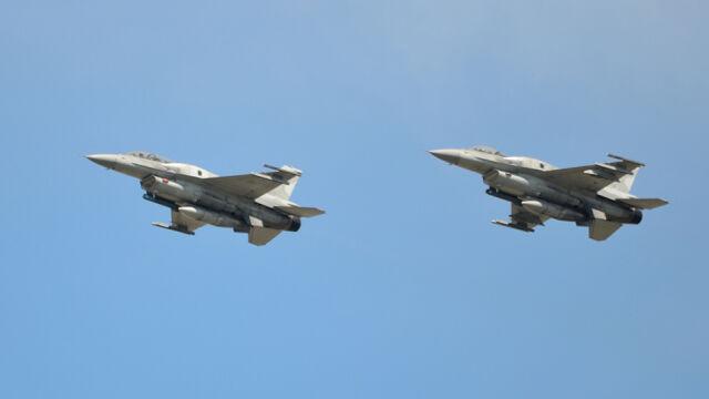 Rośnie liczba incydentów nad Bałtykiem. Myśliwce NATO podrywane do rosyjskich maszyn