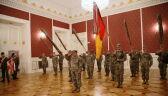 Czwarta zmiana pancernej brygady z USA objęła dyżur w Żaganiu