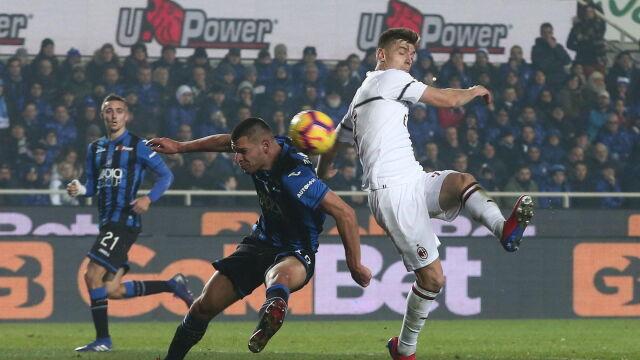 Fantastyczny mecz Piątka. Milan zawdzięcza mu wygraną