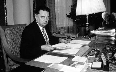 Żałoba narodowa po śmierci Jana Olszewskiego będzie trwała dwa dni