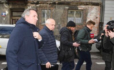 Austriacki biznesmen w prokuraturze