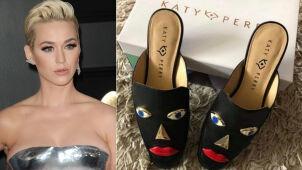 Gwiazda wycofuje buty ze sprzedaży. Internautów oburzył