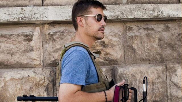 """Potępiono """"tchórzliwe i pełne nienawiści"""" morderstwo amerykańskiego dziennikarza"""