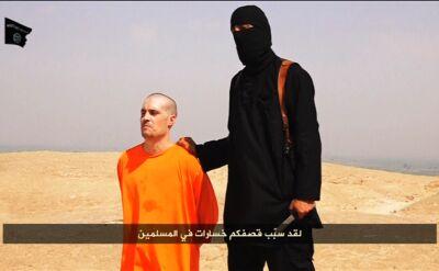 Egzekucja dziennikarza