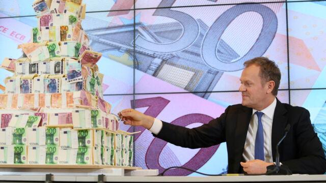 Budżet UE zatwierdzony