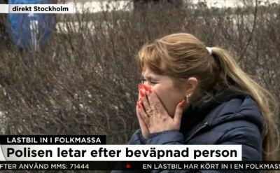 Dziennikarz PAP o tragicznych wydarzeniach w Sztokholmie