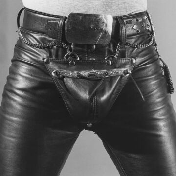 Leather crotch, 1980