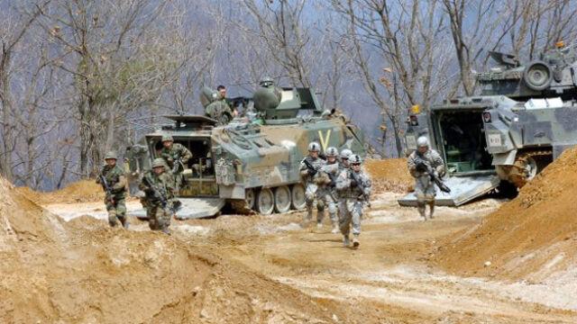 Sikorski: Dwie brygady NATO w Polsce i byłbym szczęśliwy