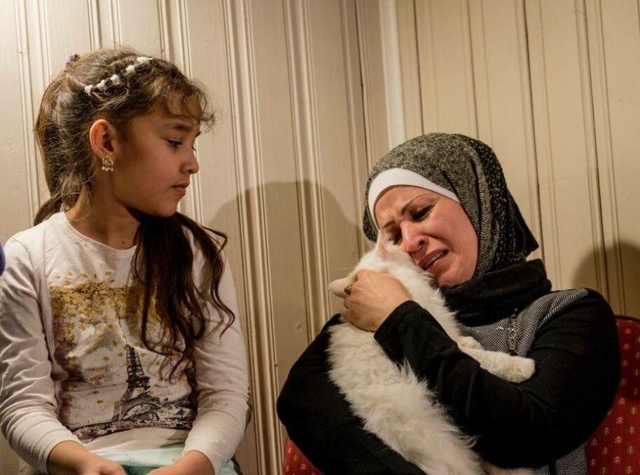 Kunkush wrócił do rodziny Suvy Al-Alaf po 4 miesiącach