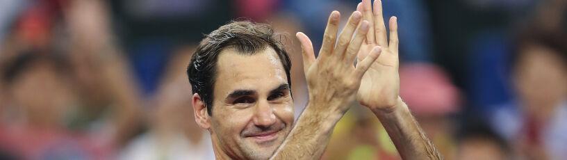 Federer nigdy nie skończy? Podpisał kontrakt na mecze do 2023 roku