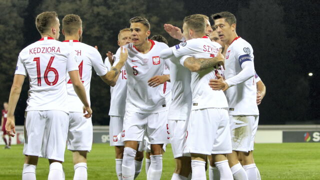 Piątka za trzy gole. Oceny po meczu Łotwa - Polska