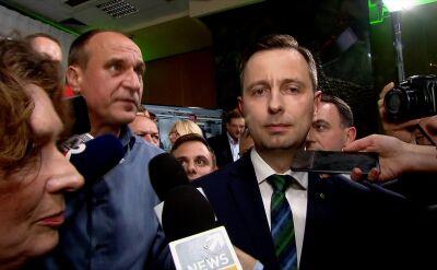 Kosiniak-Kamysz: powiedziałem słowa wdzięczności, bo one się należą naszym wyborcom, rodakom