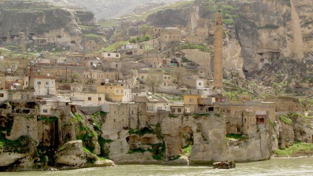 Starożytne miasto wkrótce pochłonie woda.