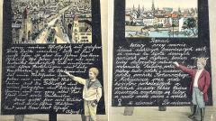 Magazyn przybylski | Polski Ratusz kontra niemiecki Zamek