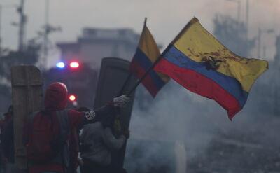 Protesty w Ekwadorze po zniesieniu dopłat do paliw